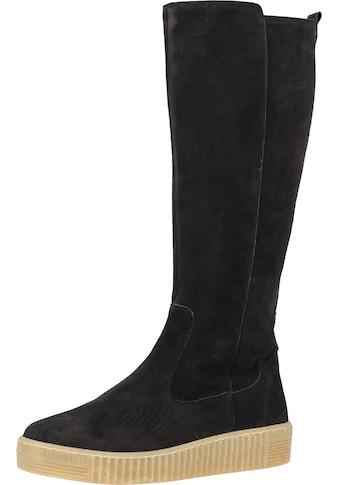 Gabor Stiefel »Veloursleder« kaufen