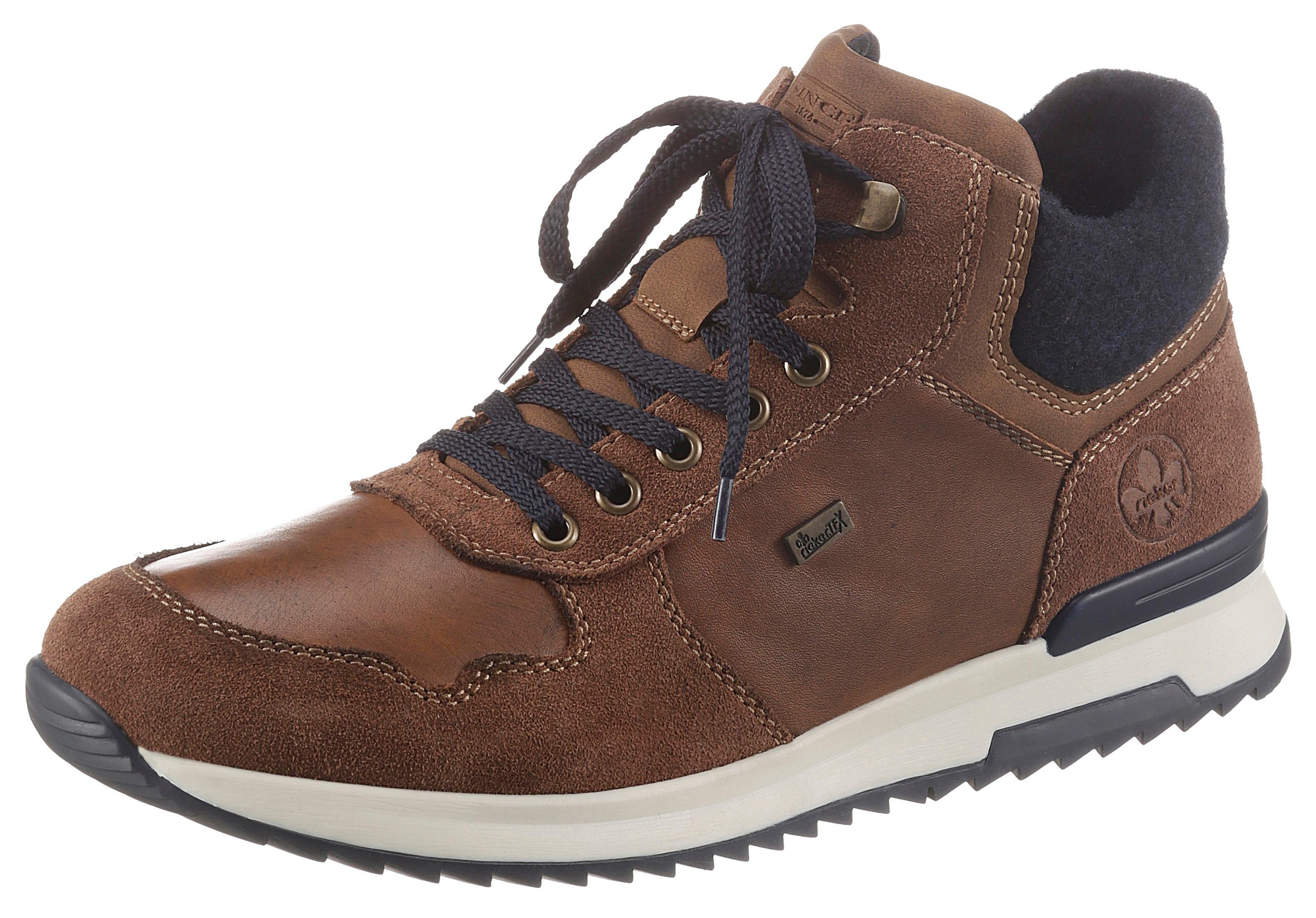 rieker -  Sneaker, mit Schaftpolsterung