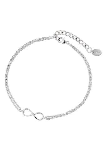 DOOSTI Silberarmband »Infinity/Unendlichkeitsschleife, SI-B-03-RH« kaufen