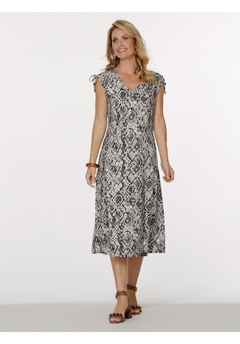 Mona Jerseykleid mit Plättchenzier kaufen