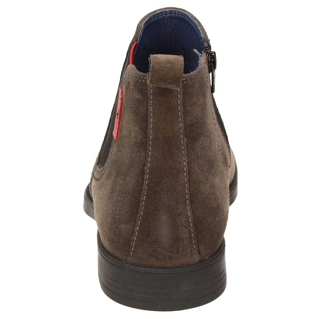 SIOUX Stiefelette »Foriolo-704-H«