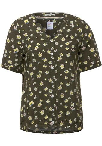 Cecil Shirtbluse, mit floralem Muster kaufen
