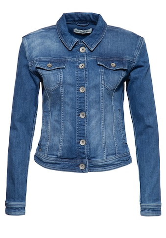 ATT Jeans Jeansjacke »Alicia«, im klassischen Design mit Waschungen kaufen