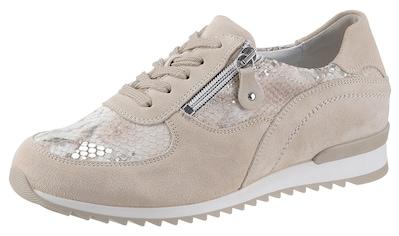 Waldläufer Sneaker »HURLY«, mit Reptilienprägung, H-Weite kaufen