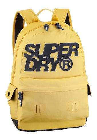Superdry Cityrucksack »HIGH BUILD LINEMAN MONTANA« kaufen
