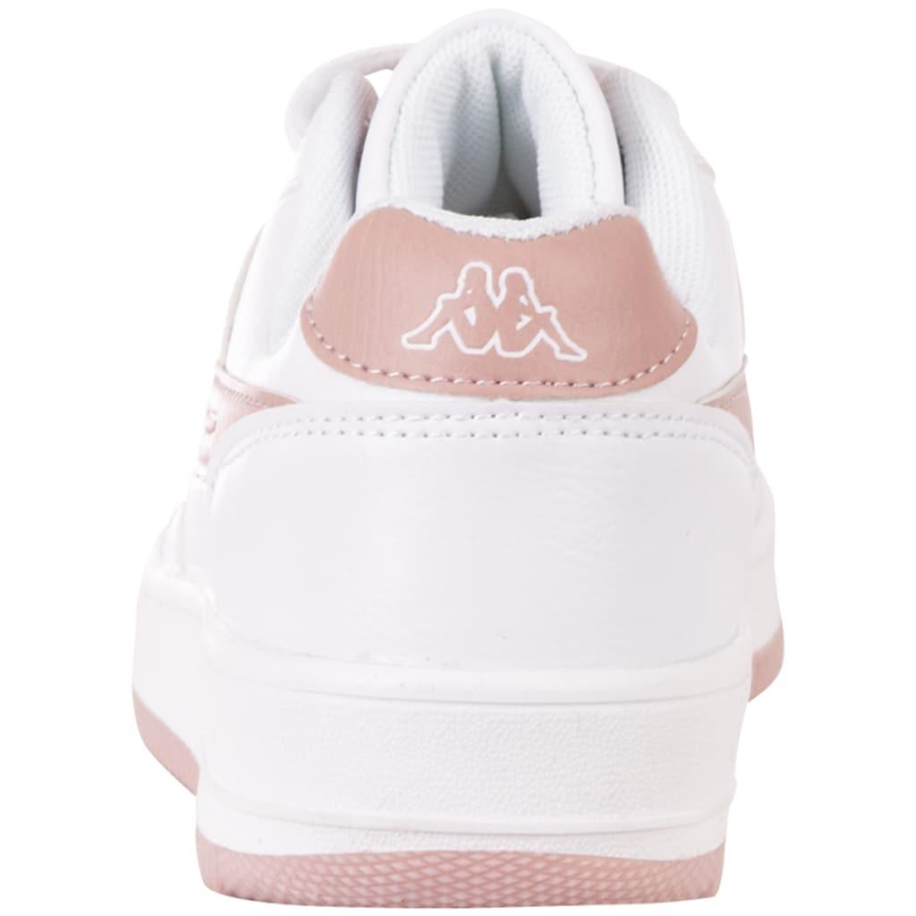 Kappa Sneaker »BASH NC«, mit zweifarbiger Sohle<br />