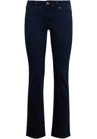 Mavi Straight-Jeans »OLIVIA«, mit geradem Beinverlauf, eng anliegend bis zum Oberschenkel kaufen