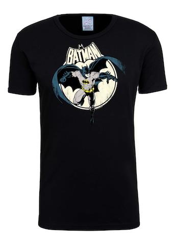 LOGOSHIRT T-Shirt »Batman - Fullmoon«, mit lizenzierten Originaldesign kaufen