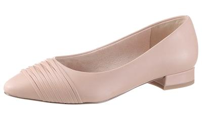 Tamaris Ballerina »CATERINA«, mit feinen Zierriemchen kaufen