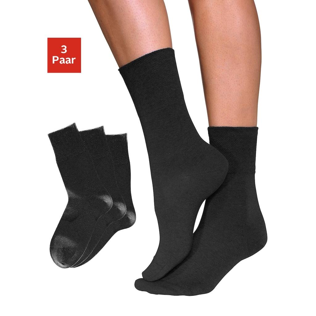 Rogo Socken (3 Paar)