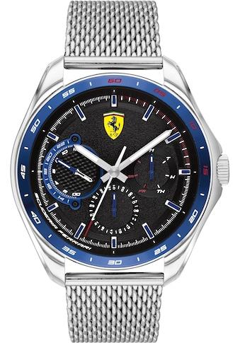 Scuderia Ferrari Multifunktionsuhr »Speedracer, 830685« kaufen
