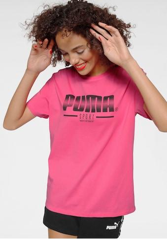 PUMA T - Shirt »Puma Sport Graphic Tee« kaufen