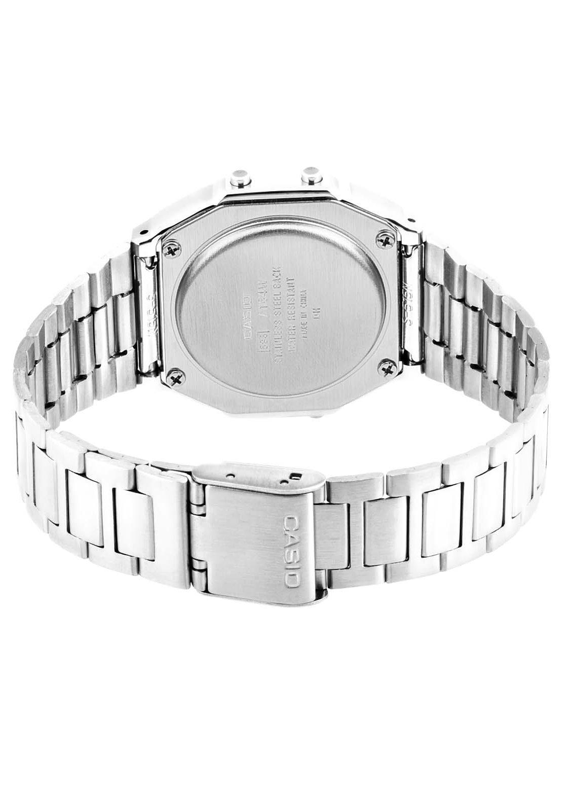 casio vintage chronograph a164wa1ves Zeitlos schöner Herrenchronograph K3psV