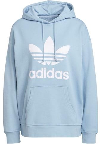adidas Originals Sweatshirt »ADIDAS ADICOLOR TREFOIL HOODIE« kaufen