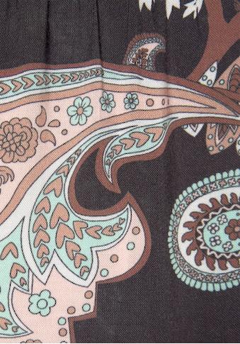 LASCANA Maxikleid, mit Paisleyprint kaufen
