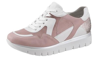 Semler Keilsneaker »SILVIA«, mit Besatz in Metallicoptik kaufen
