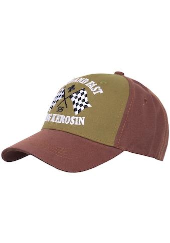 KingKerosin Baseball Cap »Loud and Fast«, mit Frontstickerei kaufen