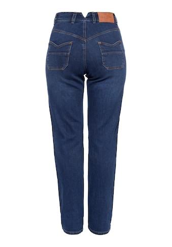 QueenKerosin Straight-Jeans »Melly«, mit geradem Bein kaufen