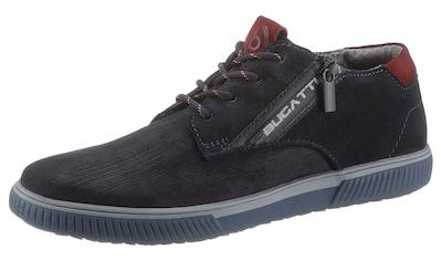 bugatti Sneaker »Praktik«, mit Easy Change Wechselfußbett kaufen