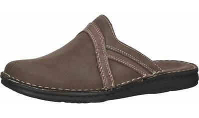 COSMOS Comfort Pantolette »Leder« kaufen