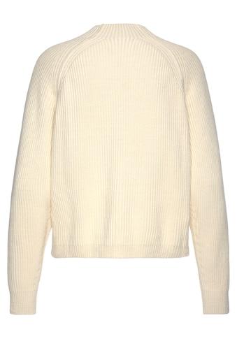 Marc O'Polo DENIM Strickpullover, aus softem Baumwolle-Mix kaufen