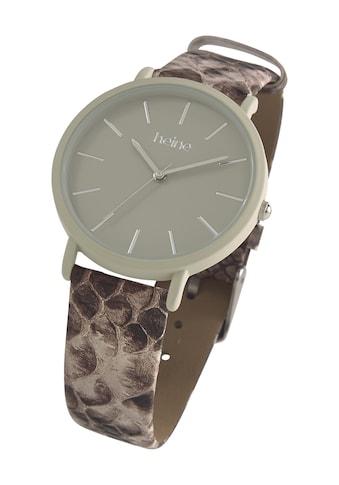 Armbanduhr mit Schlangenprägung kaufen