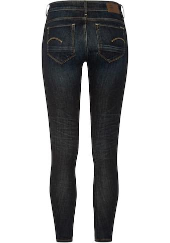 G-Star RAW Skinny-fit-Jeans »Arc 3D Mid Skinny Wmn«, mit Stretch kaufen