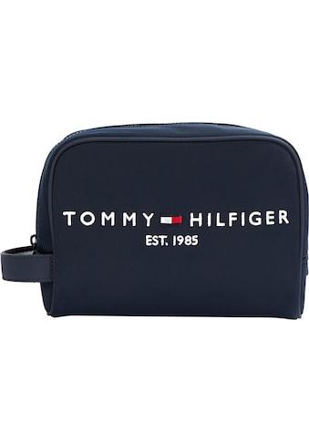 TOMMY HILFIGER Kosmetiktasche »Established«, mit Tragegriff kaufen