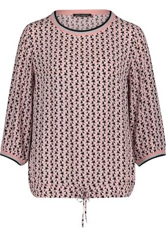Betty Barclay Rundhalsshirt, mit trendigem Printmuster kaufen