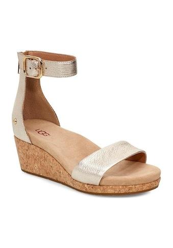 UGG Sandalette »Zoe II Metallic« kaufen
