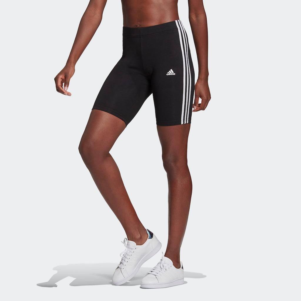 adidas Performance Shorts »ESSSENTIALS BIKE SHORTS«
