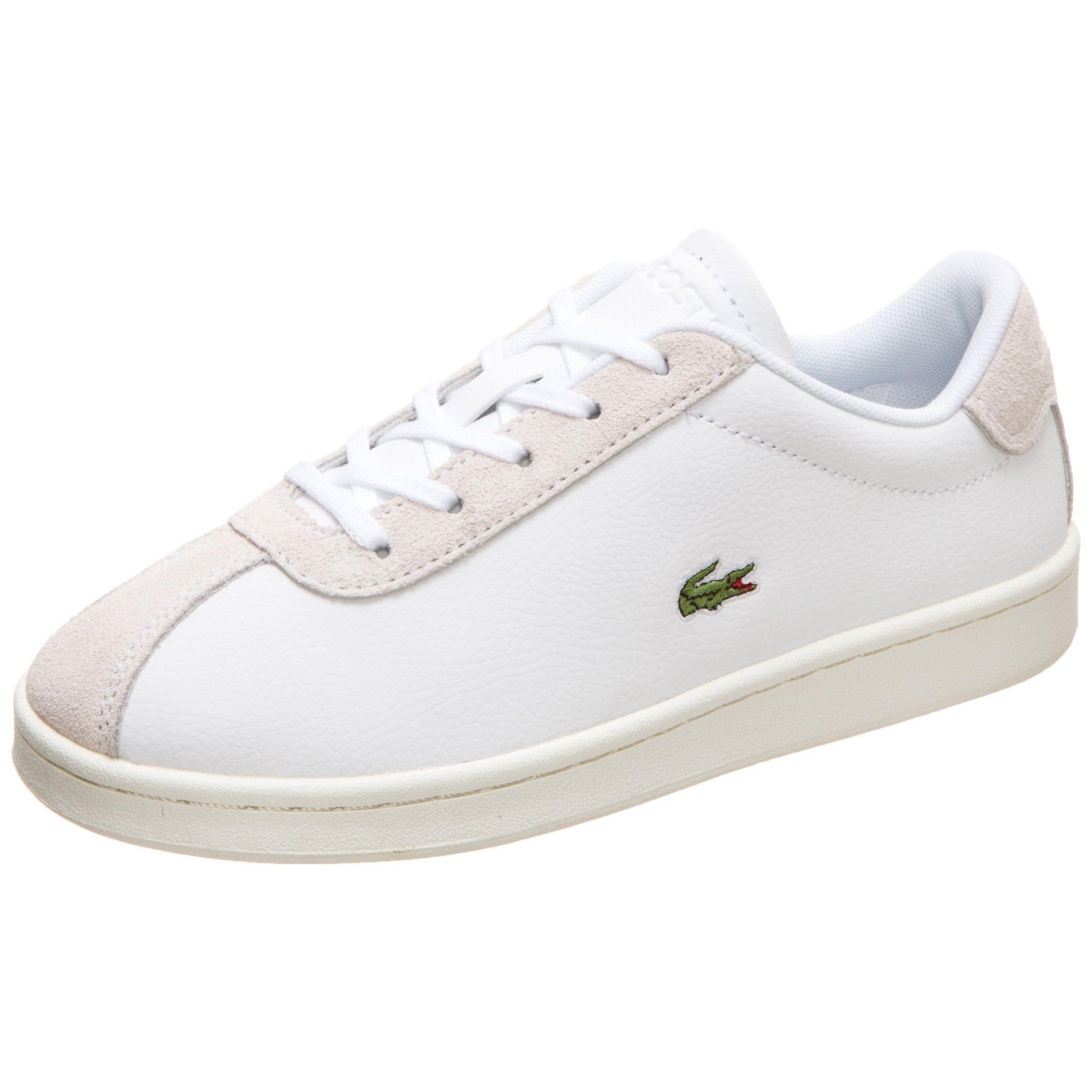 Lacoste Sneaker Masters   Schuhe > Sneaker > Sneaker low   Weiß   Leder   Lacoste