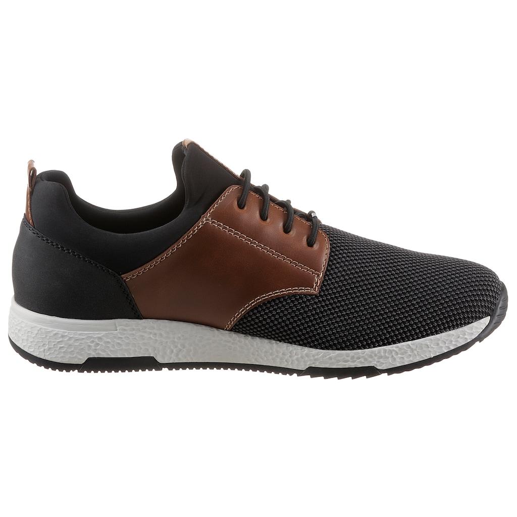 Rieker Slip-On Sneaker, mit Gummizug zum Schlupfen