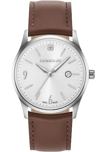 Hanowa Schweizer Uhr »CARLO CLASSIC, 16-4066.7.04.001« kaufen