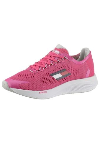 Tommy Hilfiger Sport Keilsneaker »TS ELITE RACER WOMEN 1«, mit farbigen Highlights kaufen