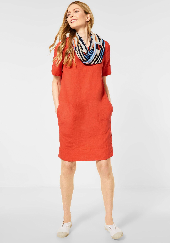cecil -  Sommerkleid, mit seitlichen Eingrifftaschen