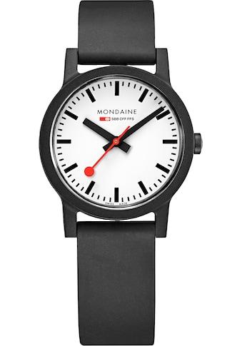 MONDAINE Schweizer Uhr »essence, MS1.32110.RB« kaufen
