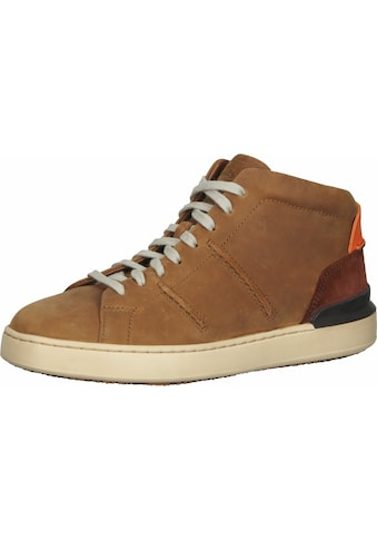 Clarks Sneaker »Leder« kaufen