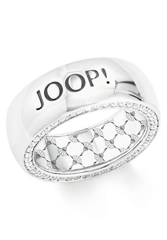 Joop! Silberring »2027659, 2027660, 2027661, 2027662«, mit Zirkonia kaufen