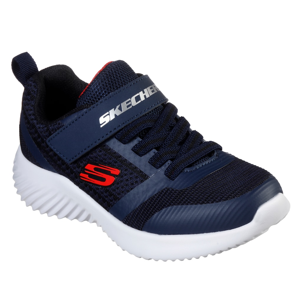 Skechers Kids Sneaker »BOUNDER«, im superleichten Materialmix
