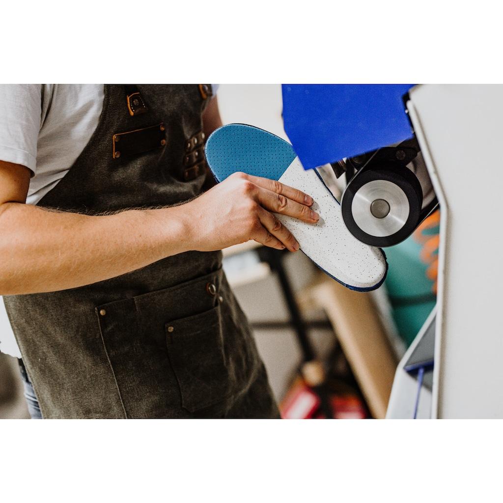 craftsoles orthopädische Schuheinlagen »Sportschuhe - Microleder«, Maßanfertigung