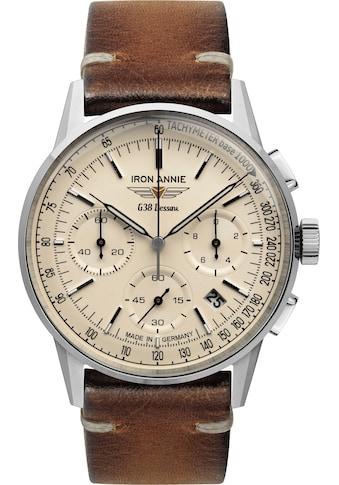 IRON ANNIE Chronograph »G38 Dessau, 5376 - 5« kaufen