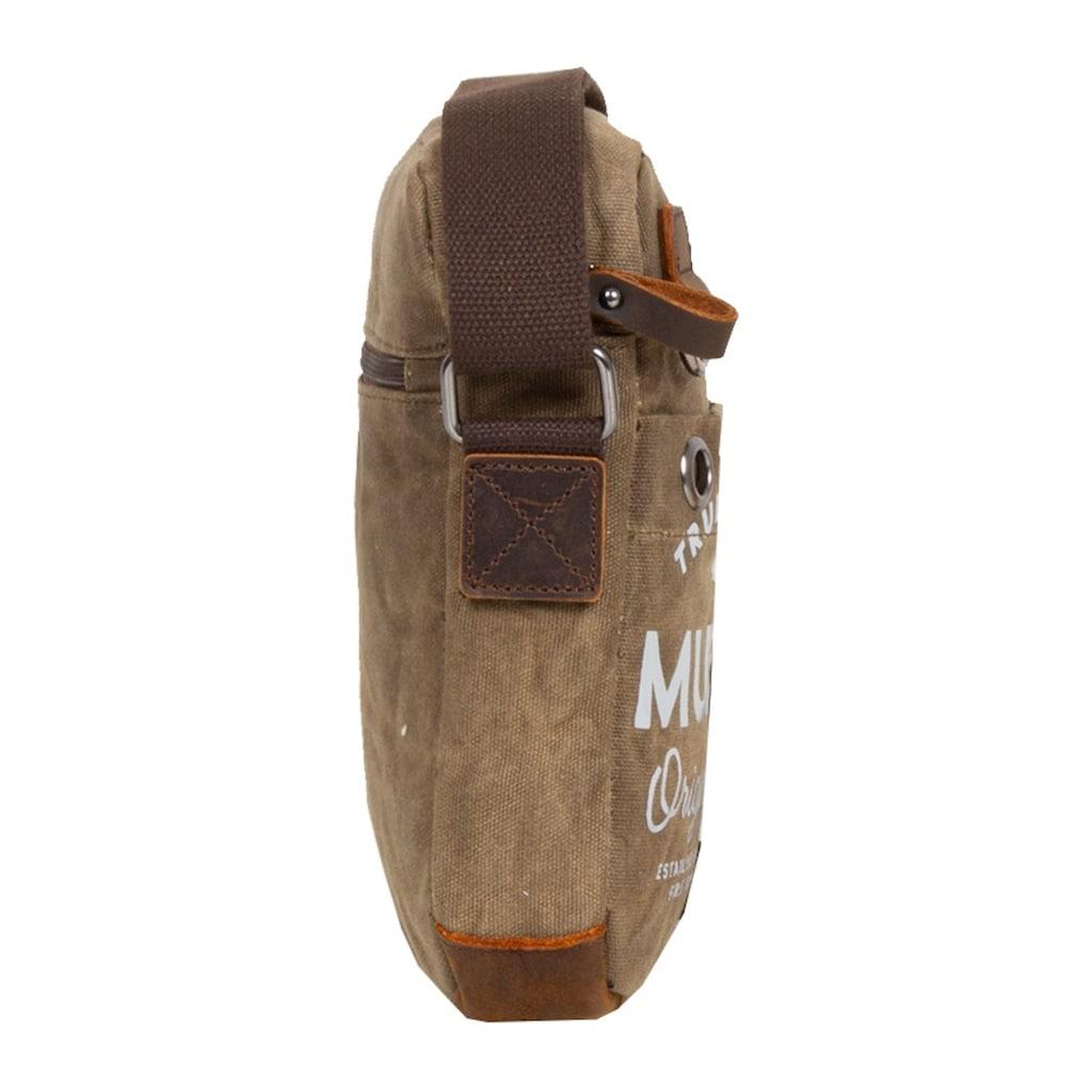 MUSTANG Umhängetasche »Genua«, mit praktischem Reißverschluss-Rückfach