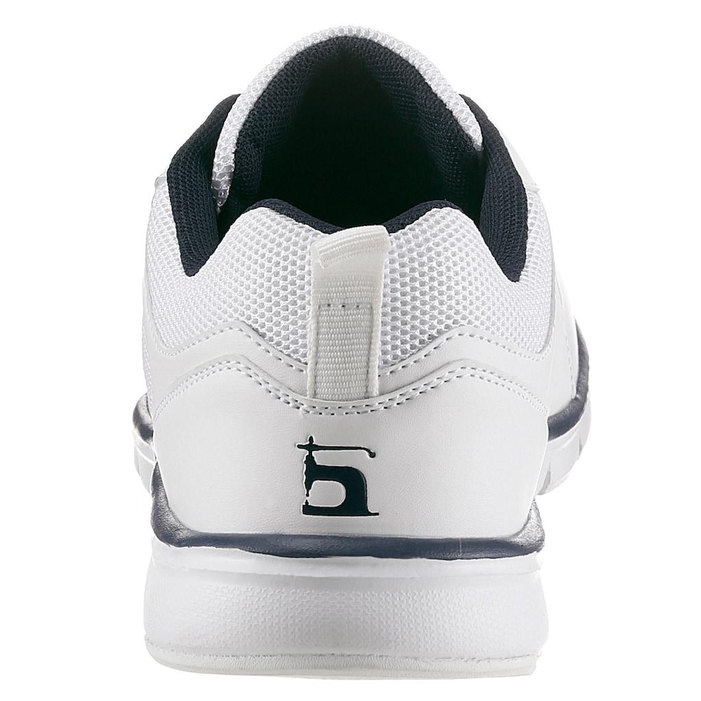 H.I.S Sneaker, mit großem Logoschriftzug