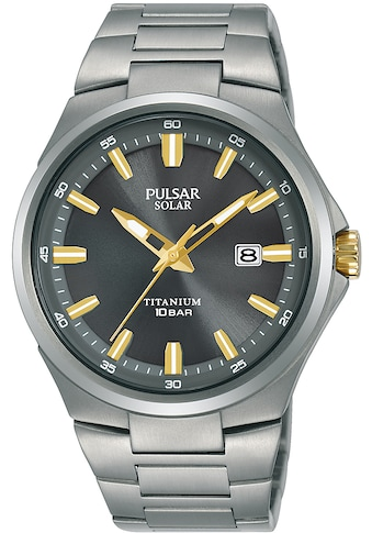 Pulsar Solaruhr »Pulsar Solar Titan, PX3215X1« kaufen