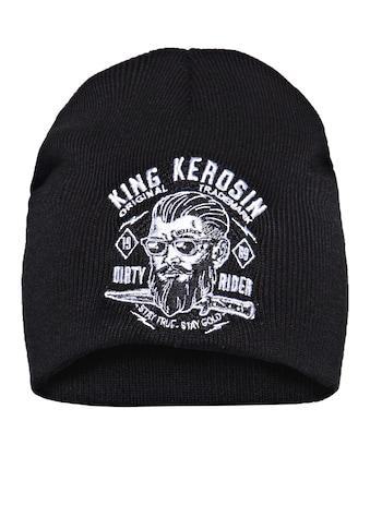 KingKerosin Strickmütze »Dirty Rider« kaufen