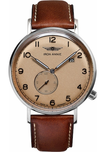 IRON ANNIE Quarzuhr »Amazonas Impression, 5934-3«, Made in Germany kaufen