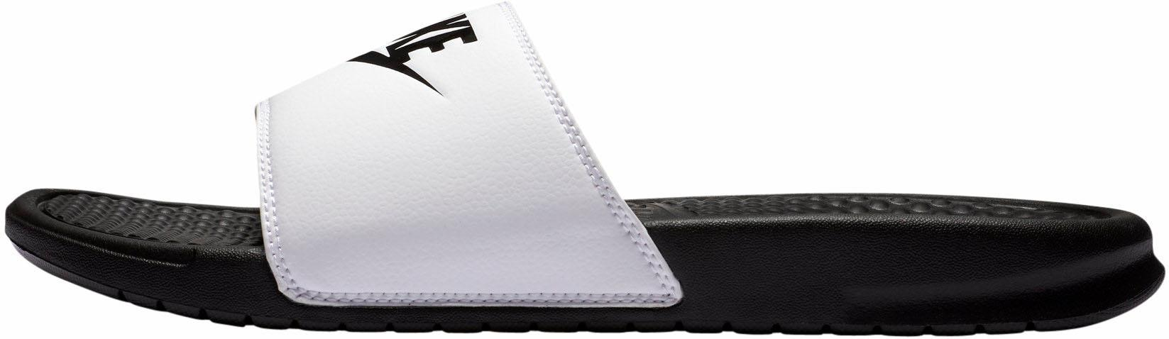 Nike Sportswear Badesandale Benassi Just do it | Schuhe > Sandalen & Zehentrenner > Sandalen | Schwarz | Nike Sportswear