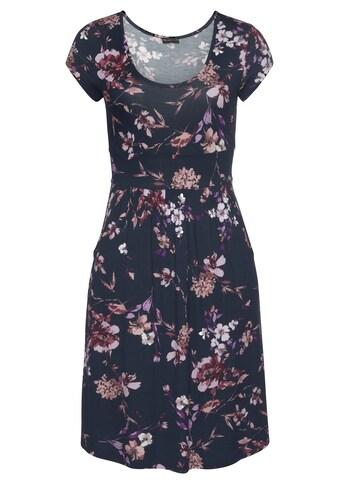 Laura Scott Jerseykleid, mit seitlichen Taschen - NEUE KOLLEKTION kaufen