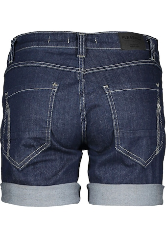 Please Jeans Jeansshorts »P 88A«, mit markanter Knopfleiste kaufen